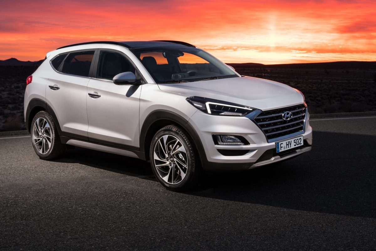 New Hyundai Tucson receives worldwide debut at New York International Auto Show