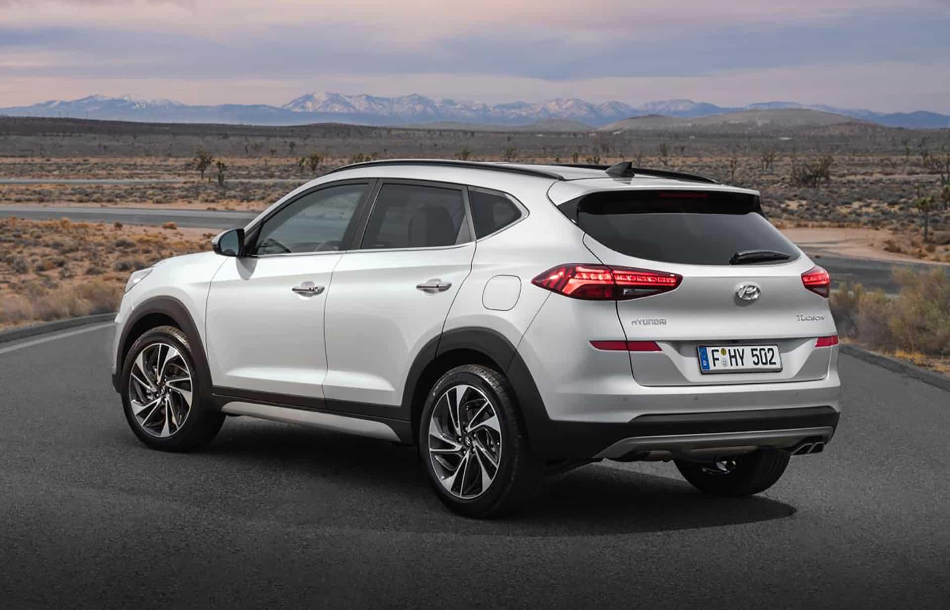 New York reveal for revamped Hyundai Tucson 2