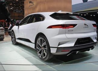 The Car Expert Geneva Jaguar I Pace