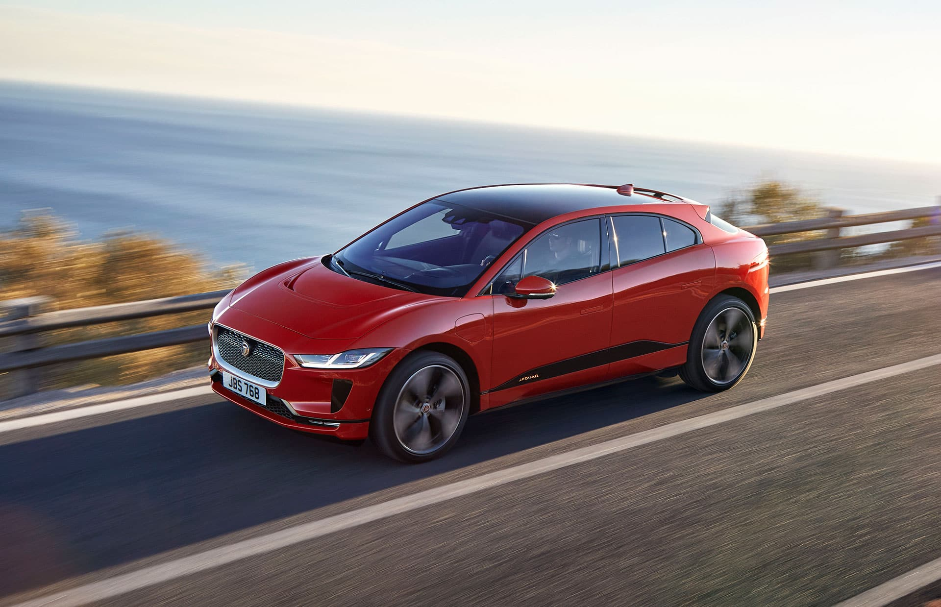 Jaguar I-Pace The Car Expert