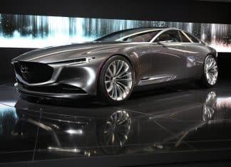 Mazda Vision Coupe The Car Expert Geneva