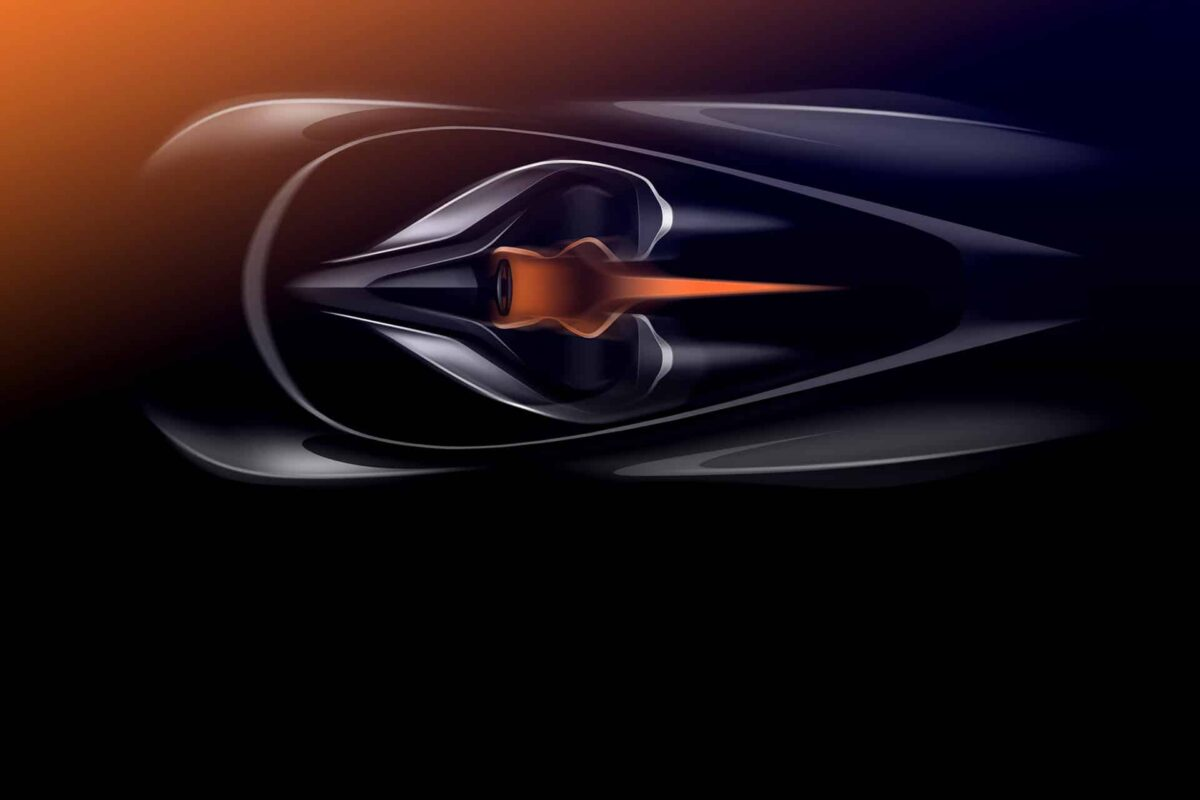 Teased - McLaren BP23 will be the make's fastest ever