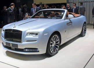 Rolls-Royce The Car Expert Geneva
