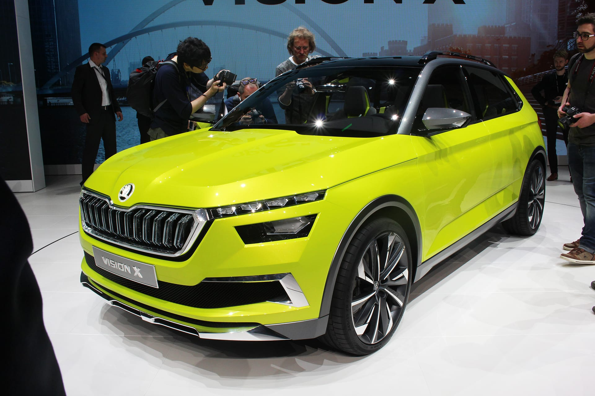 All-electric Geneva motor show sparks into life 1