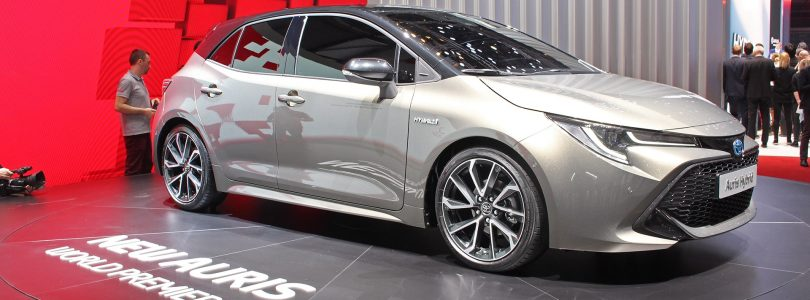 The Car Expert Geneva Toyota Auris
