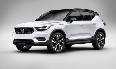 Volvo XC40 takes Euro Car of Year title