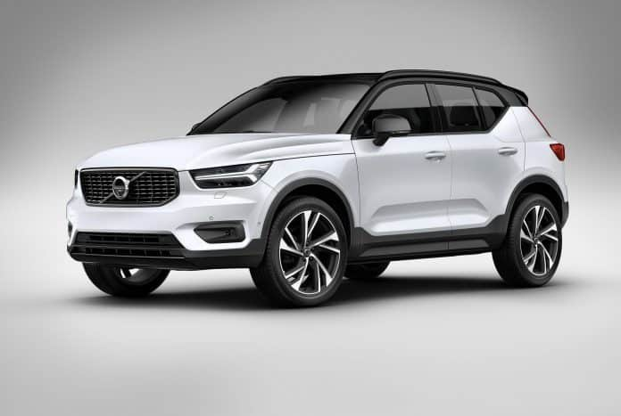 Volvo XC40 takes Euro Car of Year title 1