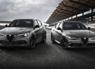 Alfa Romeo Giulia and Stelvio Nring editions