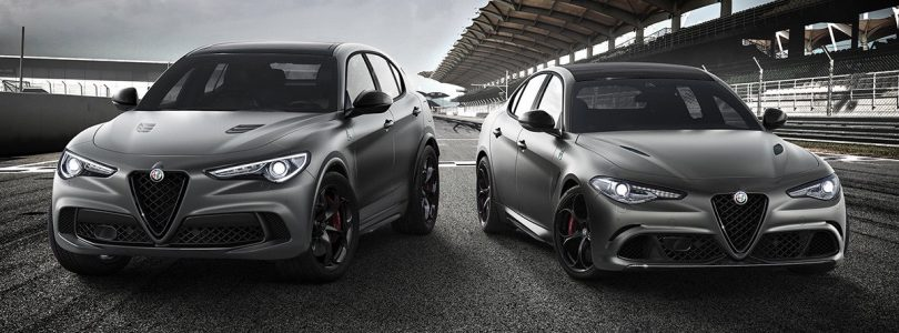 Alfa Romeo Giulia and Stelvio Nring editions
