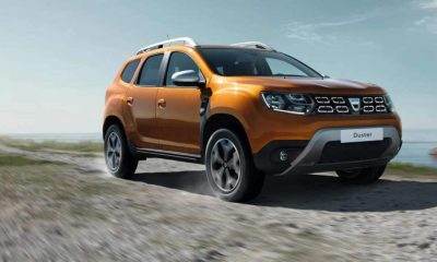 Dacia Duster, March 2018