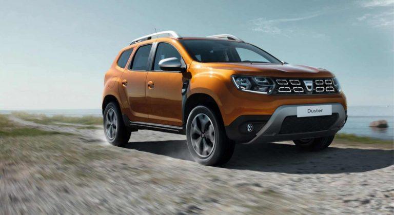 Dacia Duster updates