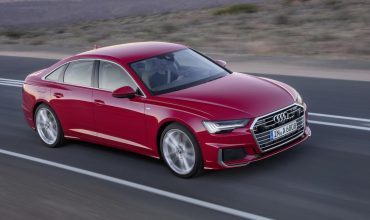 New Audi A6 revealed, March 2018