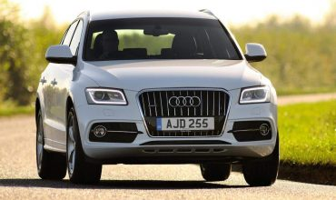 Winter weather boosts used SUV sales