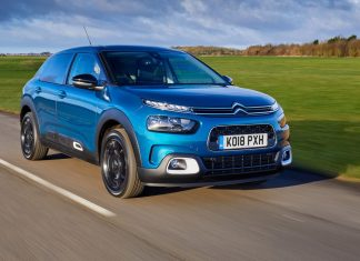 Citroën C4 Cactus review 2018 (The Car Expert)