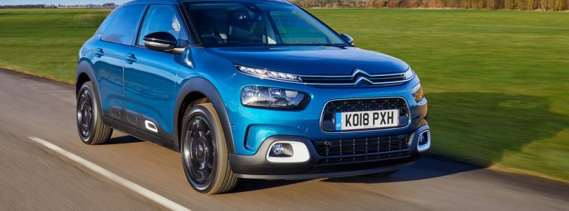 Citroën C4 Cactus review 2018 (The Car Expert)