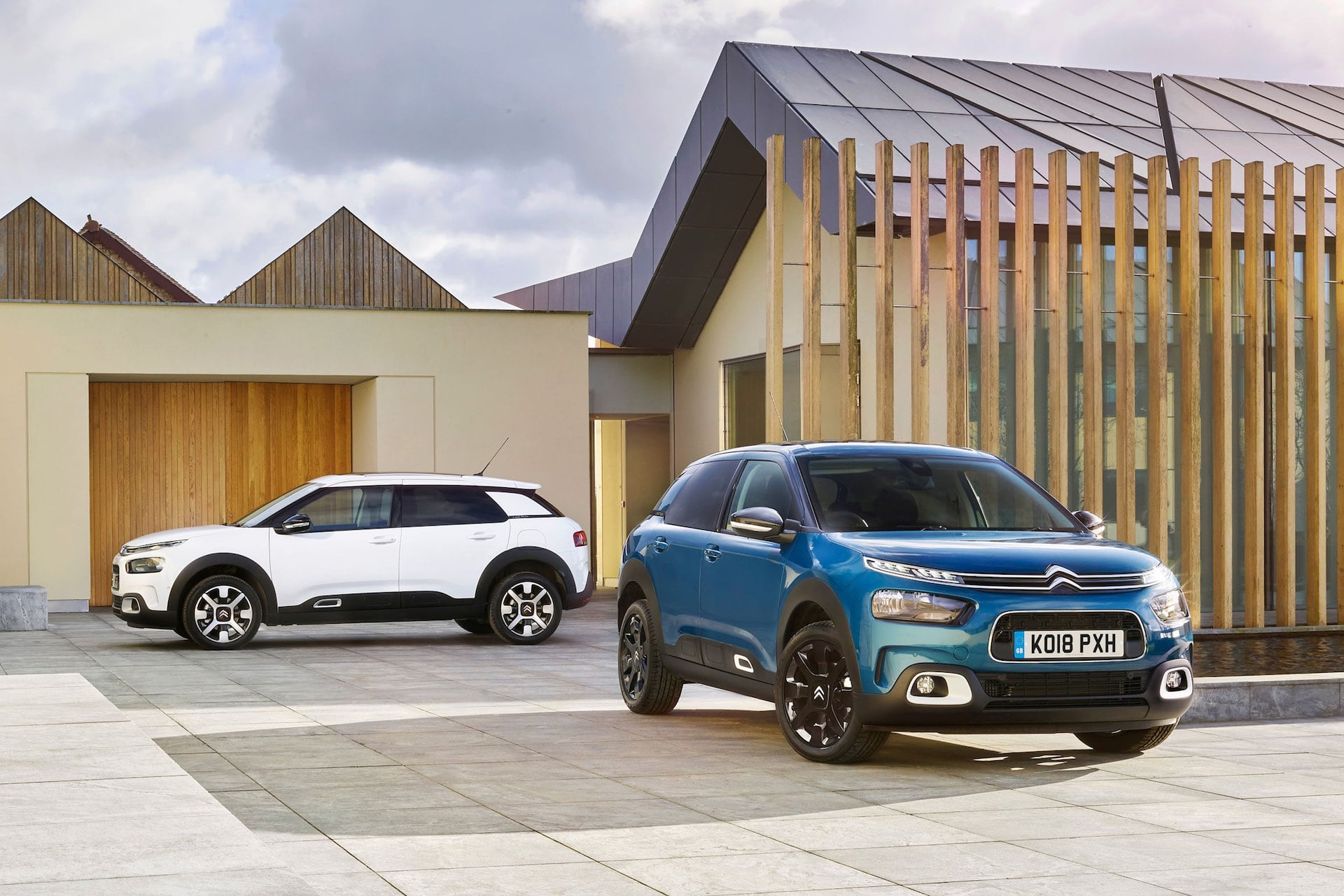 The 2018 Citroën C4 Cactus is less quirky, more stylish