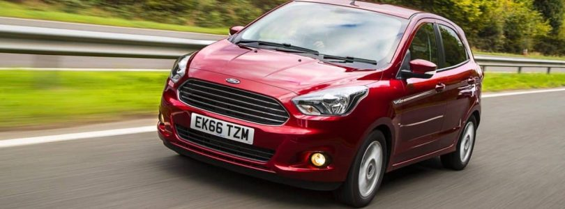 Ford Ka is tops for minimal depreciation