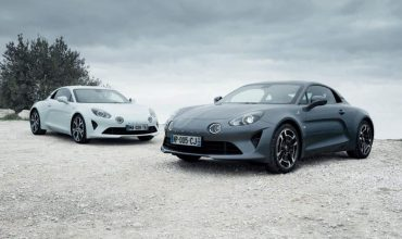 Alpine A110 Pure and A110 Legende