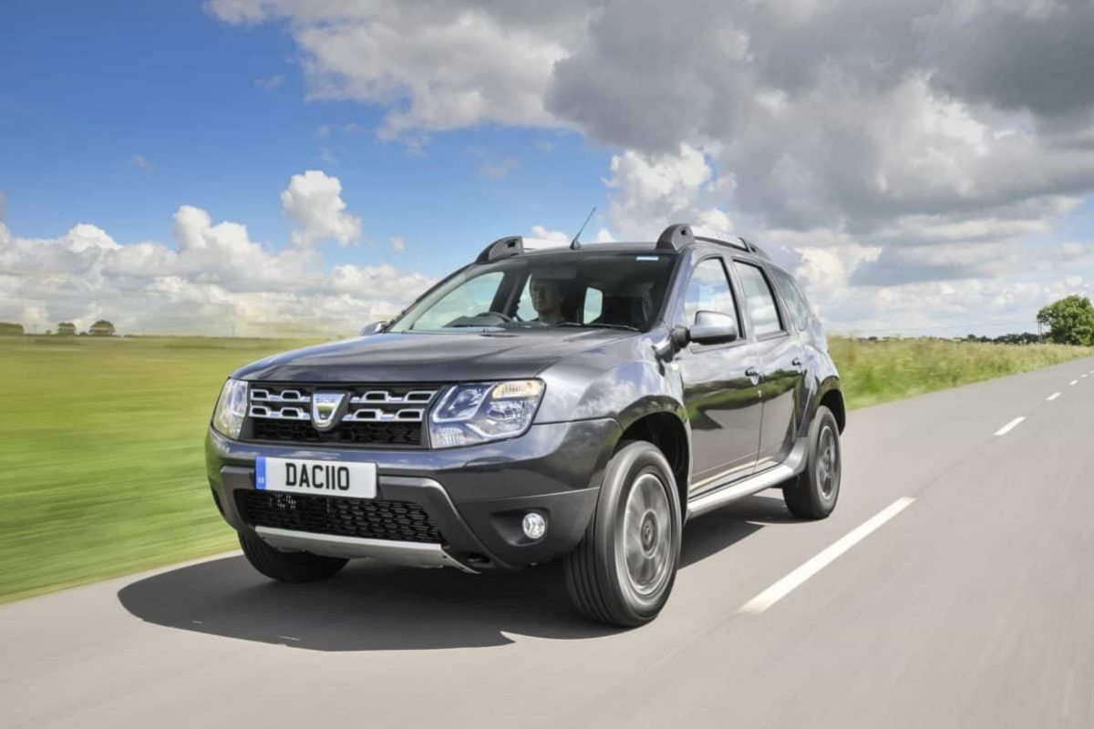 dacia improves duster scrappage deal the car expert. Black Bedroom Furniture Sets. Home Design Ideas