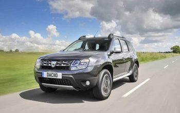 Dacia Duster March 2018