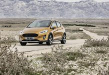 Ford Fiesta Active launched