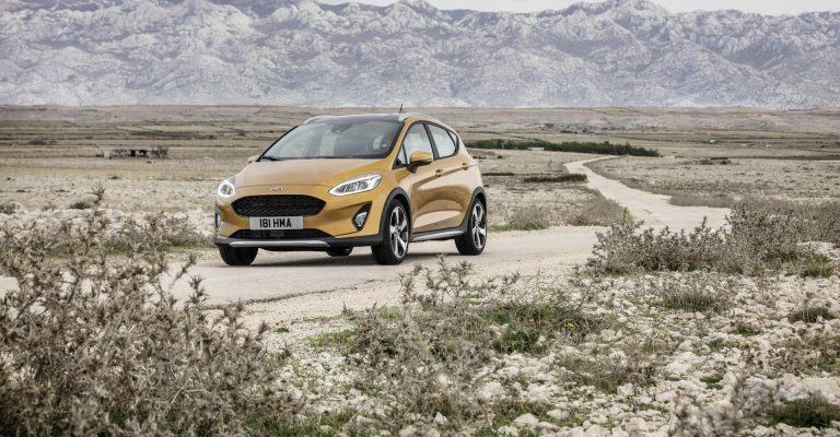 Ford opens orders for Fiesta Active