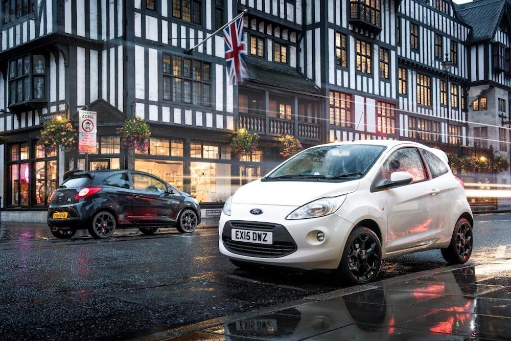 The 2015 Ford Ka was the fastest-selling car in February 2018