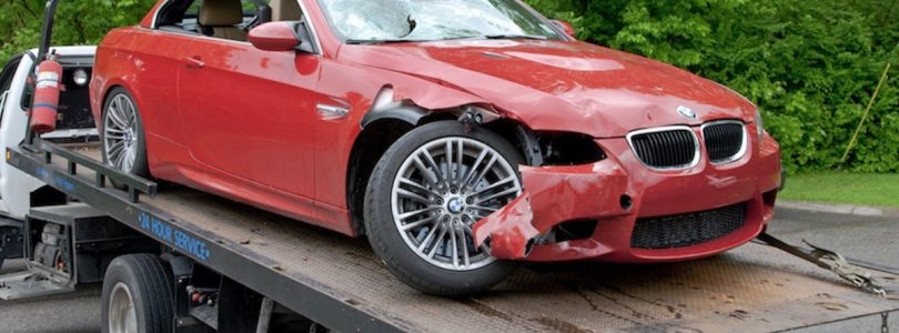 car insurance write-off