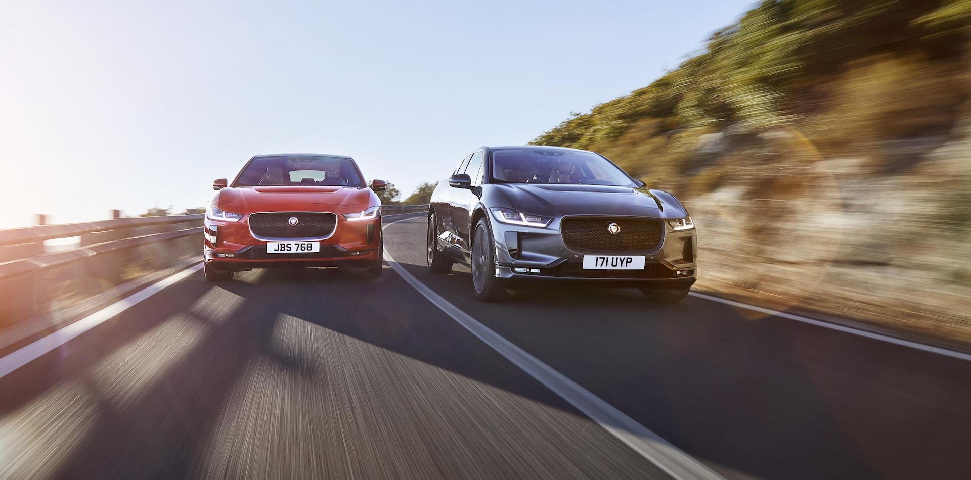 The new Jaguar i-Pace is available to order now