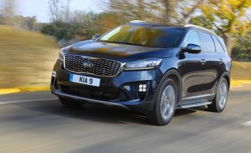 Kia Sorento review 2018 (The Car Expert)