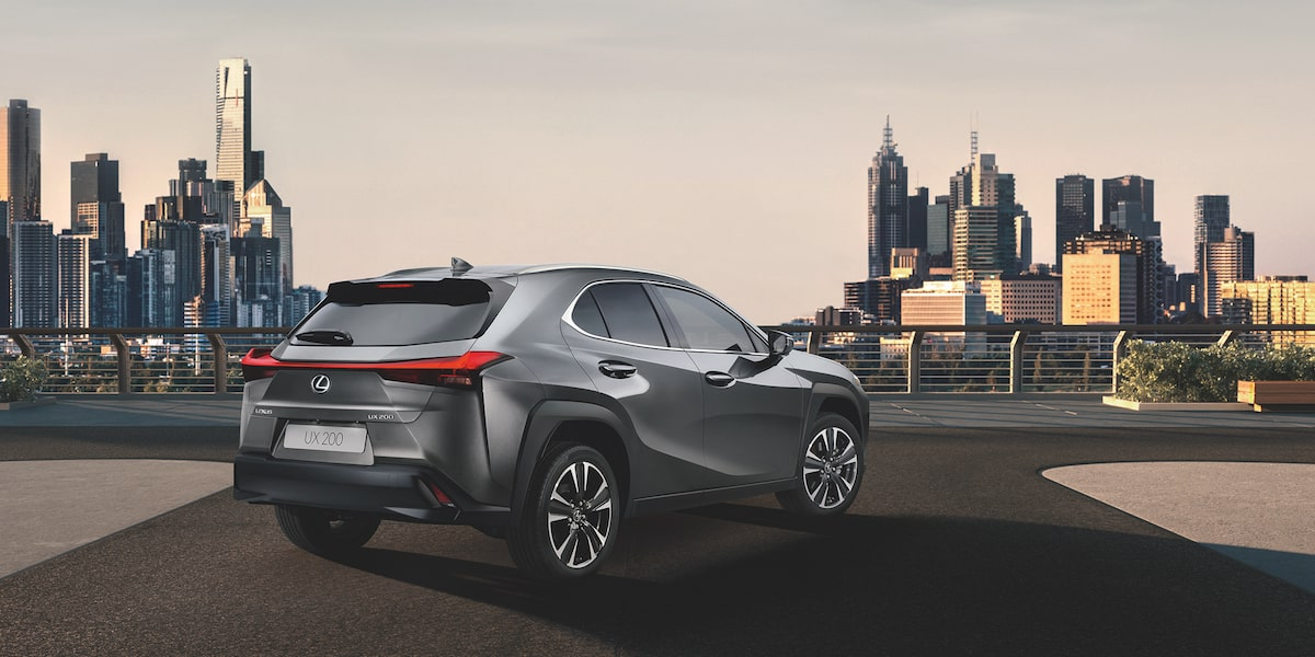 New Lexus UX to take on compact SUV rivals 1