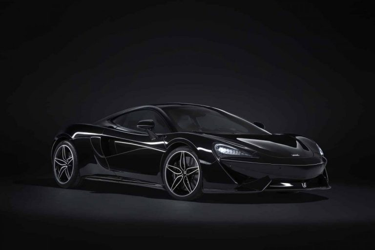 McLaren in the black with 570GT MSO Black Collection