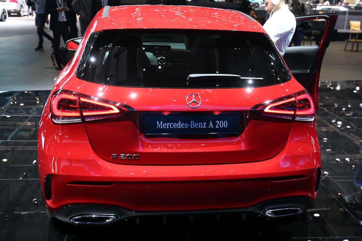 New Mercedes Benz A Class Pricing And Specification The Car Expert