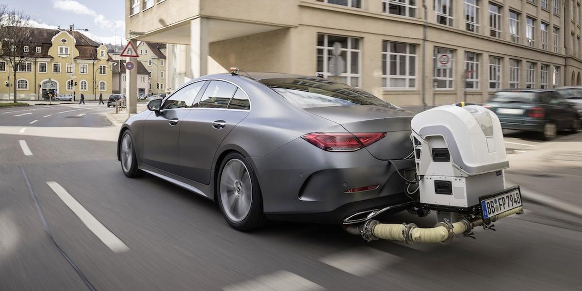 Mercedes Benz Wltp Testing The Car Expert