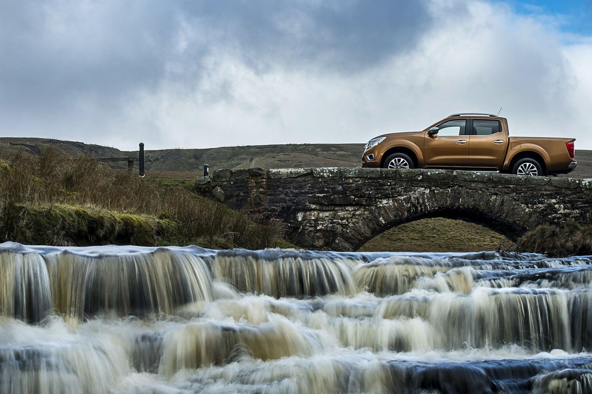 Nissan Navara on test 2018 (The Car Expert)