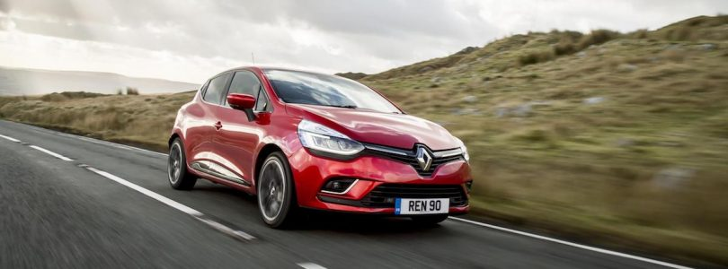 Renault Clio finance offer March 2018