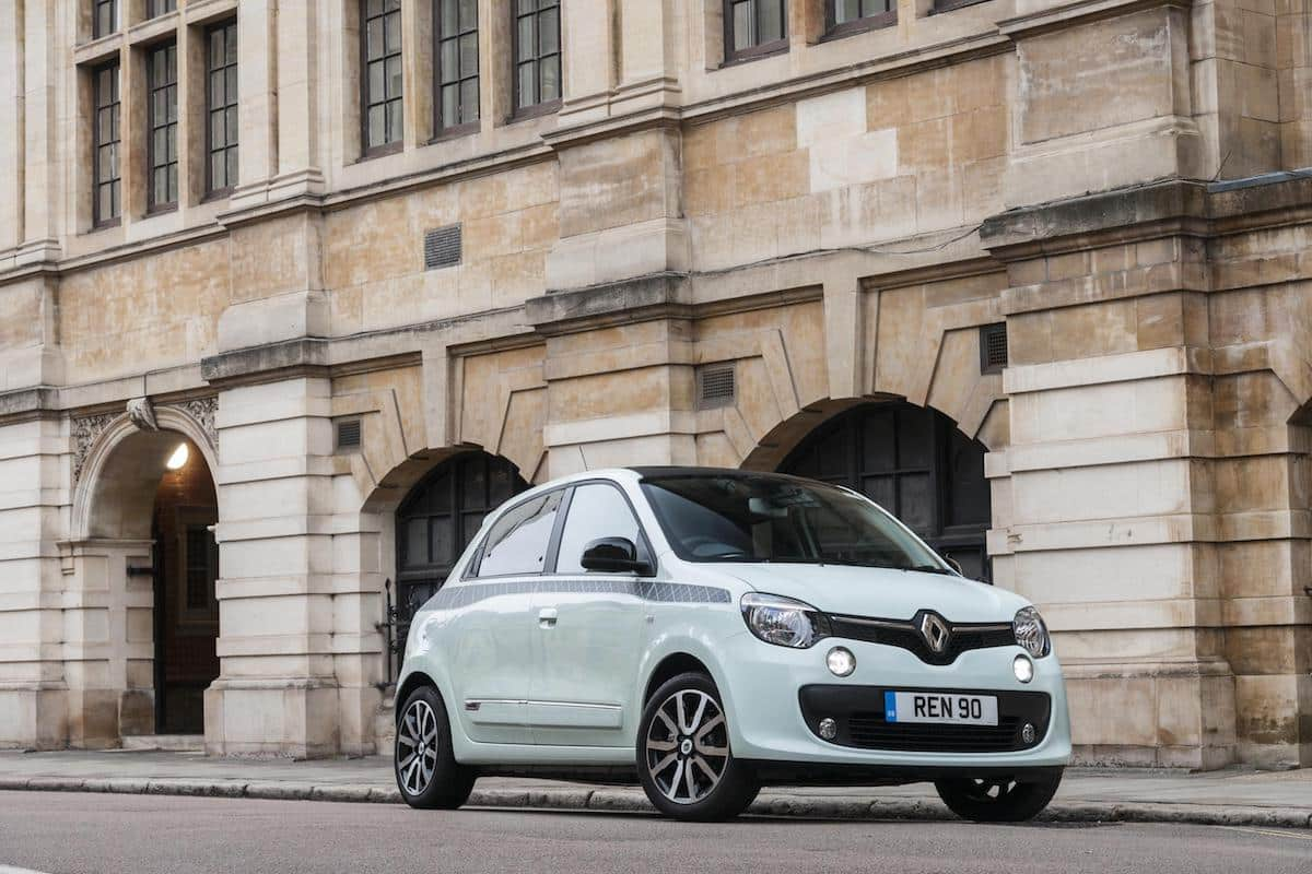 Renault Twingo discounts for March 2018