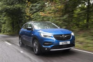 Vauxhall Grandland X £500 fuel offer