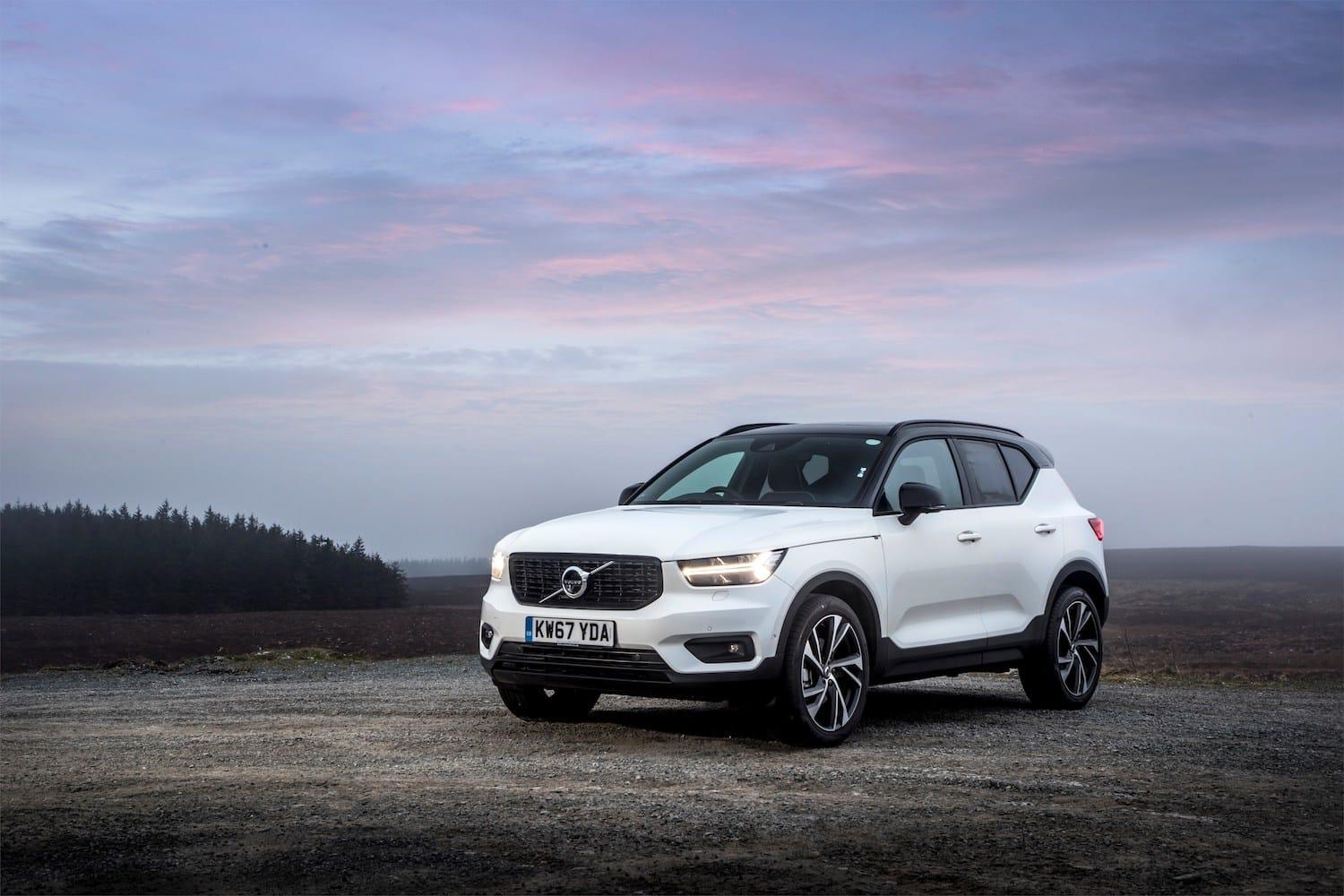 Volvo XC40 (2018) front view | The Car Expert