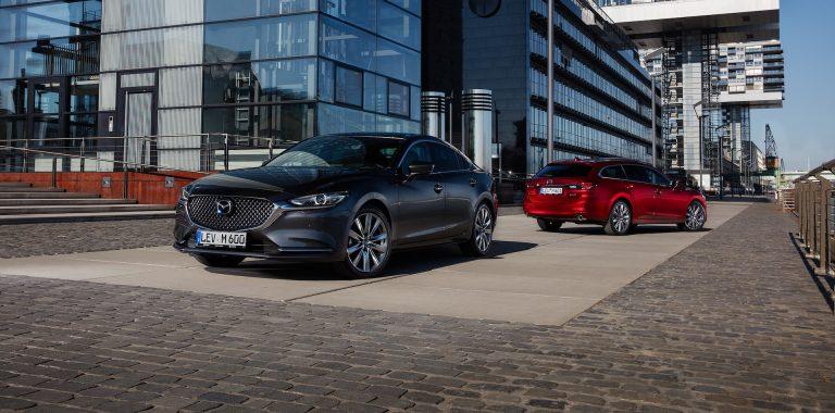 New Mazda 6 prices announced