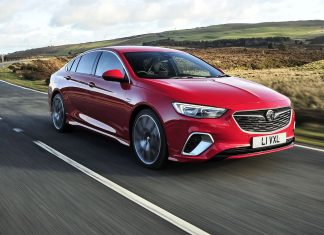 Vauxhall Insignia GSi review 2018 (The Car Expert)