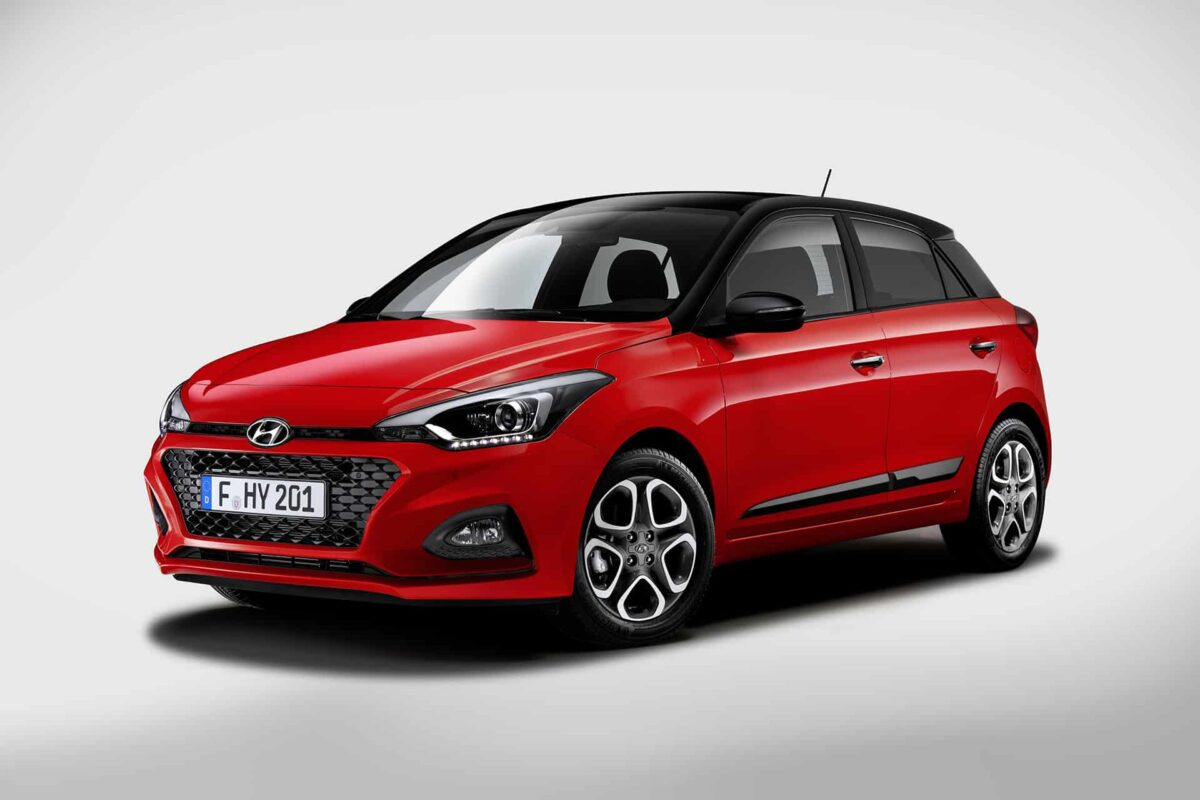 Refreshed Hyundai i20 Revealed; Gets Updated Visuals And Safety Features
