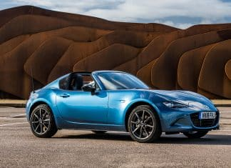 Mazda MX-5 RF The Car Expert