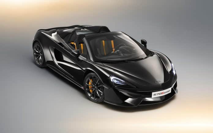 MclAren 570S Designer Edition The Car Expert