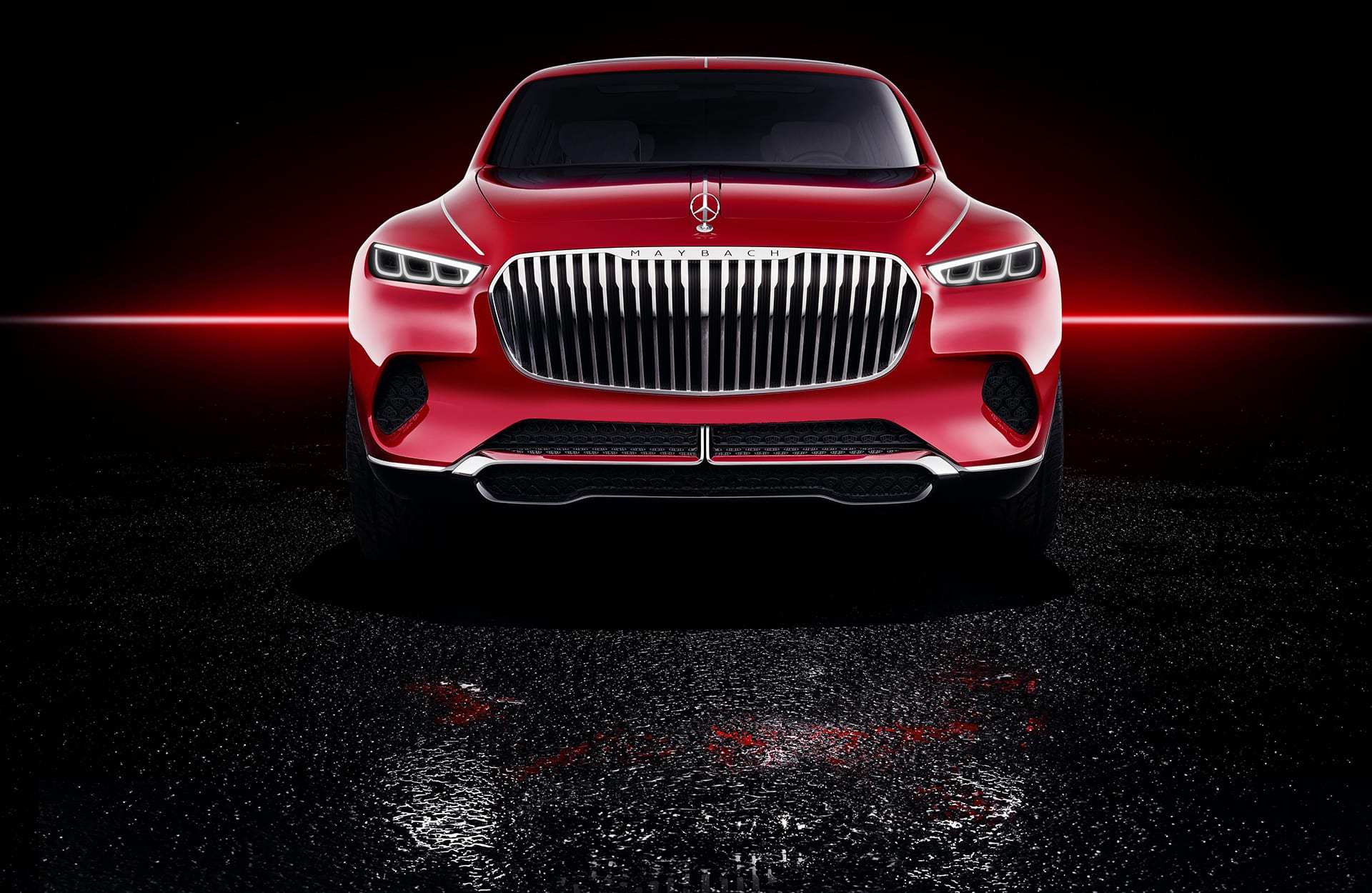 Mercedes-Maybach Vision Ultimate Luxury The Car Expert