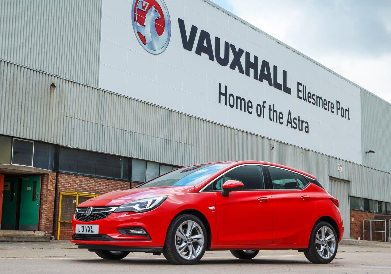 Vauxhall Ellesmere Port The Car Expert
