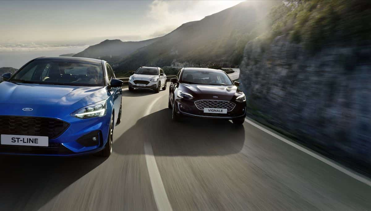 New Ford Focus range, ST-Line, Vignale and Active