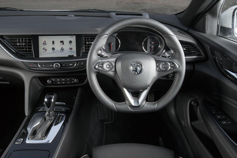 Vauxhall Insignia GSi dashboard