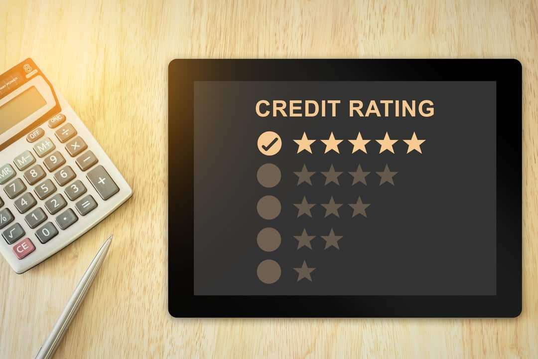 Credit rating credit rating