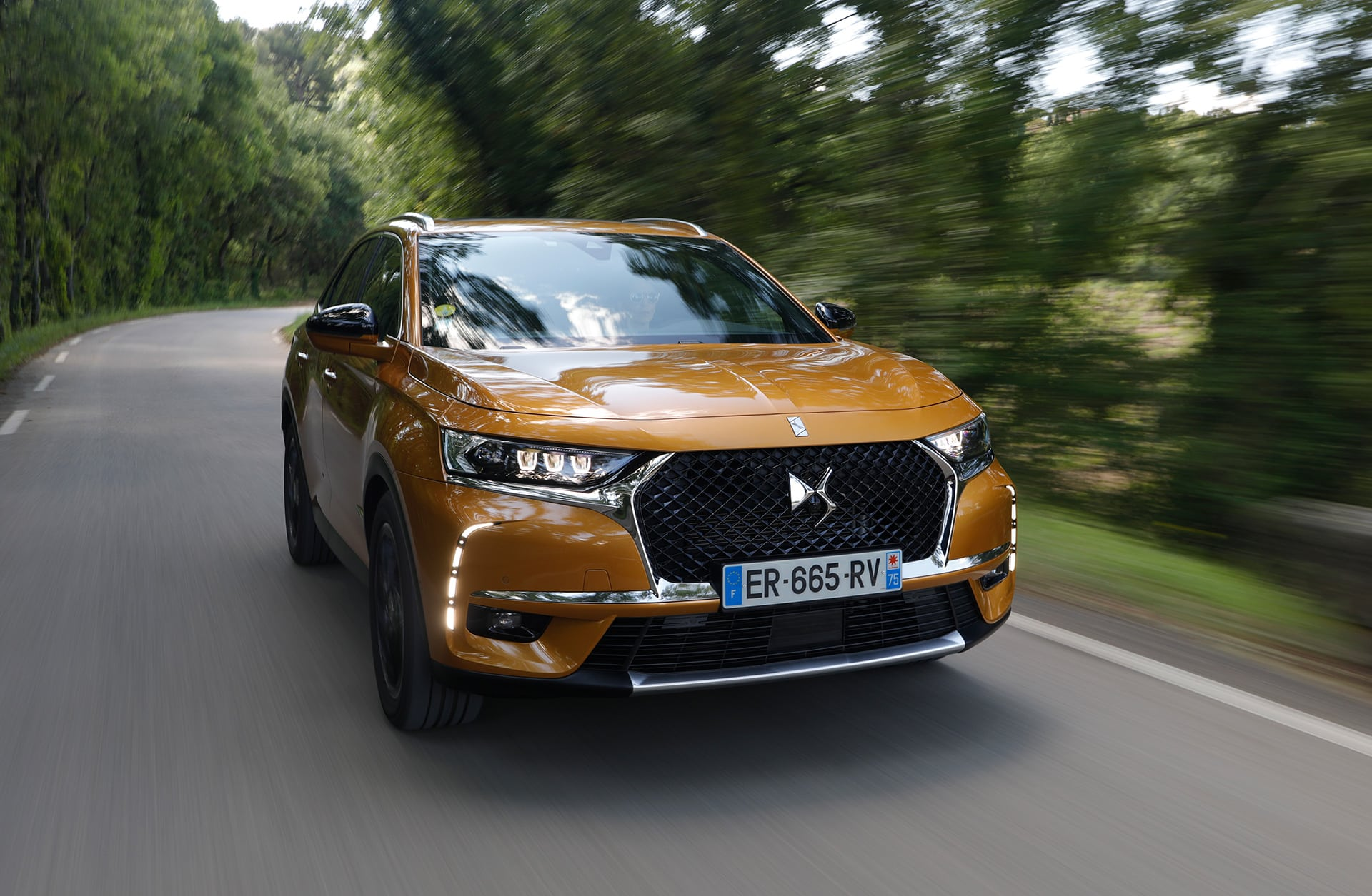DS 7 Crossback The Car Expert